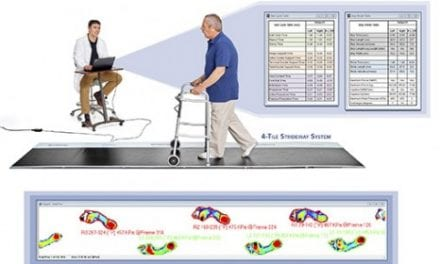 Tekscan's Strideway Gait Analysis System is Among the R&D 100