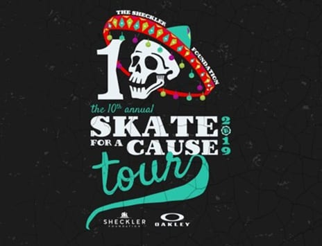 Sheckler Foundation's 'Skate For a Cause' Goes Nationwide