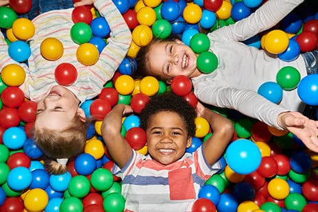 Ball Pits in Pediatric PT Clinics: a Playground for Germs as Well as Kids