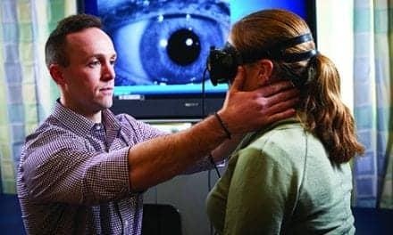 Vestibular Rehab in Post-Concussion Treatment