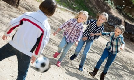 Concussion Tops Injury List Among Children in Recreational Sports