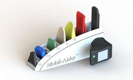 Mobil-Aider Provides Quantitative Information to Assess Joint Mobility
