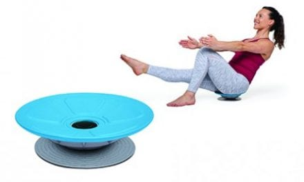 OPTP Debuts the Pelvic Rocker Core Trainer