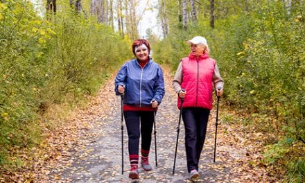 Daily Strides May Mean Longer Life for Older Women