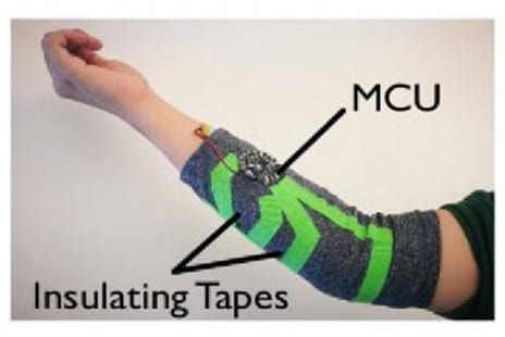 Students Design Motion-Capturing Fabric-Sensing System for PT Patients