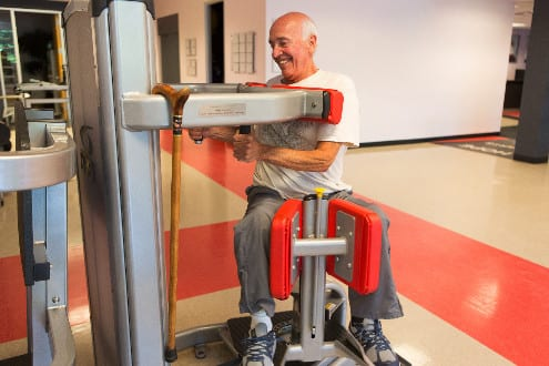Get Moving: Therapeutic Exercise is a Prescription for Health