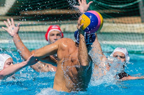 Certain Water Polo Positions Have a Higher TBI Risk, Per UC Irvine Study