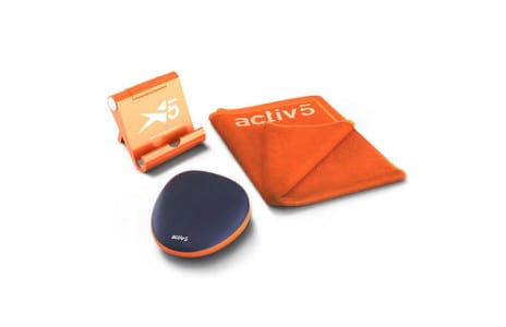 Exercise Anywhere with the Activ5 Portable Fitness Device