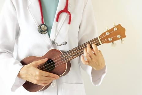 Hospital Uses Music Therapy to Reduce Sedation for Kids