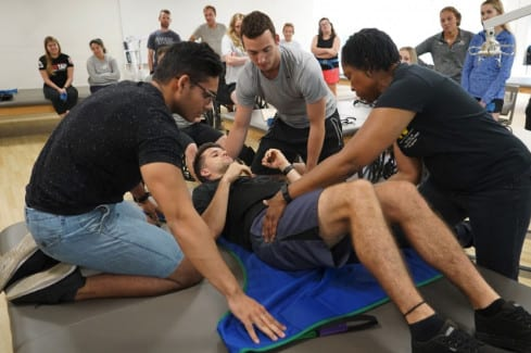 WMU Doctor of Physical Therapy Program Earns Pre-Accreditation Status