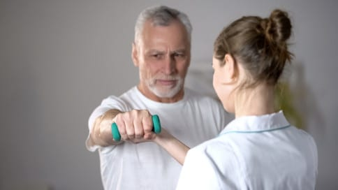 Stroke Rehab Aids Brain Reorganization, Furthering Recovery