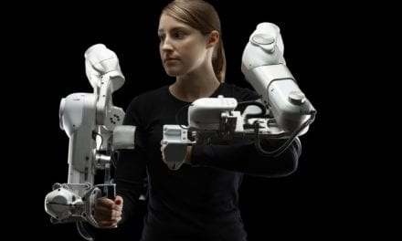 Exoskeleton Helps Stroke Patients Shoulder the Load