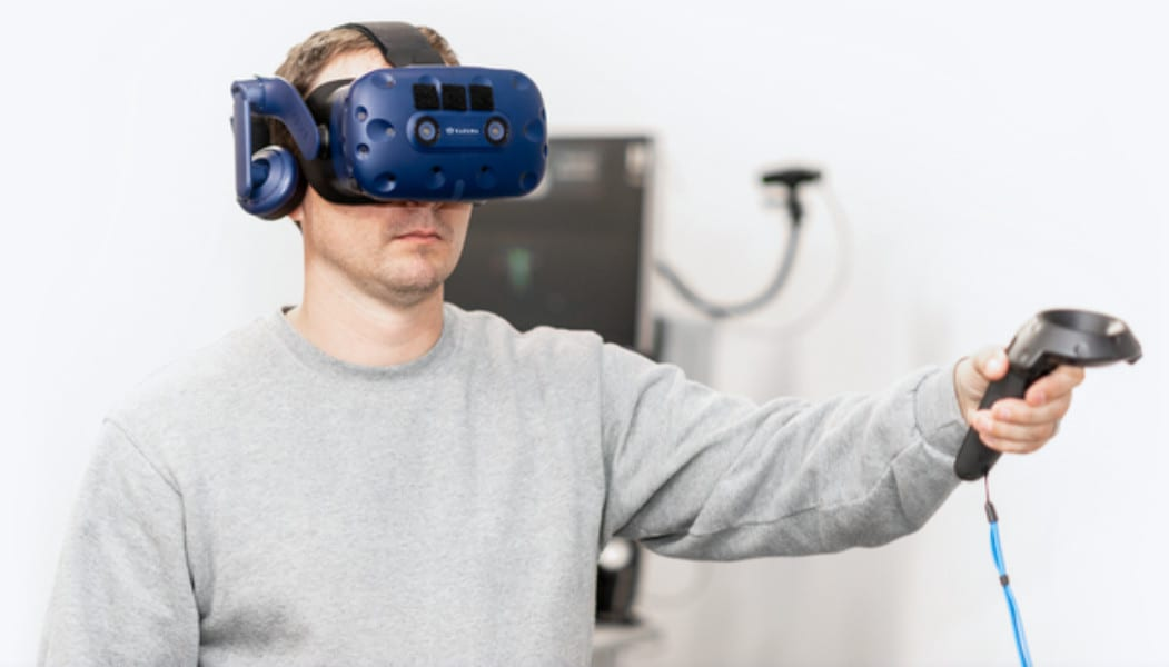 Study Suggests Influence of VR Visual Feedback on the Function of Limbs Affected by Chronic Pain