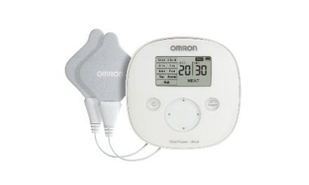 Omron Total Power + Heat Combines TENS with Heat