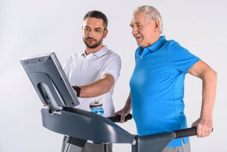 Move Beyond Low-Intensity Stepping in Stroke Patients to Spur Recovery