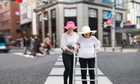 Community Ambulation Project Tests Home-Based Physical Therapy as a Mobility Aid