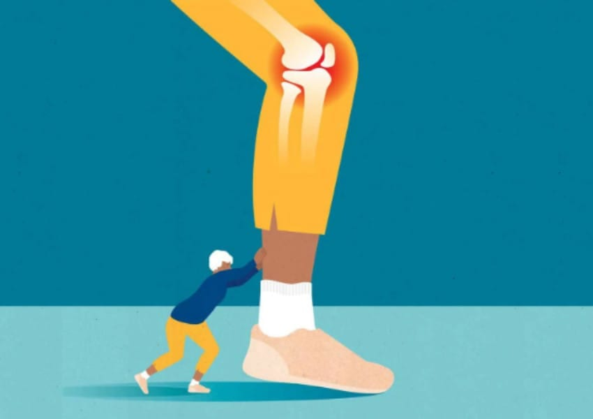 Giving in to Arthritis Pain Will Only Make Things Worse. Here's How to Keep Moving