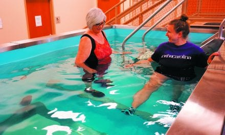 Getting Aquatic Therapy Patients 'Over the Hump'