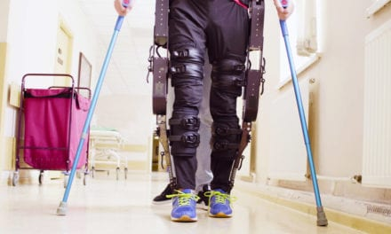 Pair Physical Therapy with Exoskeleton Use to Enhance MS Rehab
