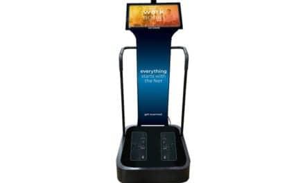Foot Levelers Debuts Updated Foot Scanning Kiosk at Parker Seminars Vegas