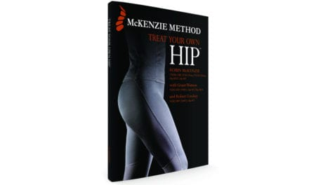 Treat Your Own Hip: OPTP Announces New McKenzie Method Book