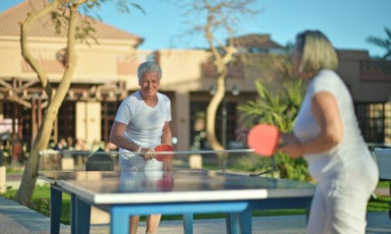 Playing Ping-Pong a Promising PT for Parkinson's