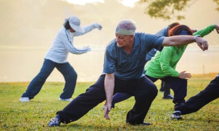 T'ai Chi a Feasible Practice to Help Reduce Back Pain, Study Notes
