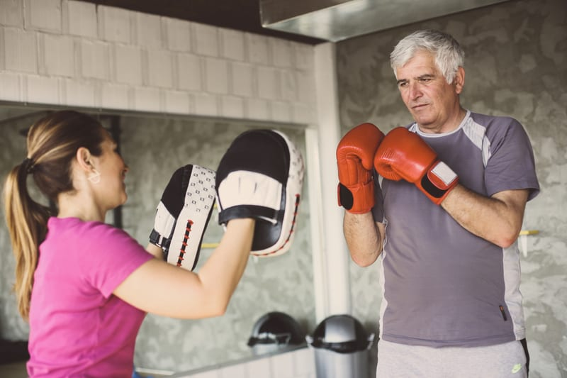 Can Boxing Knock Out Parkinson's Symptoms?