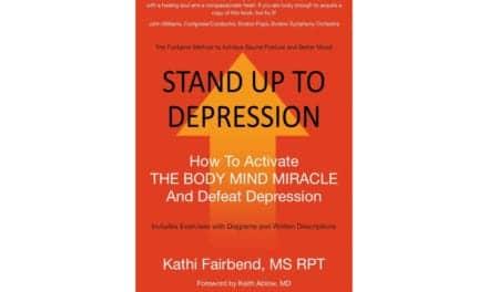 Improve Posture to Treat Depression, PT Suggests in Book