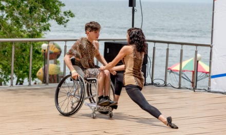 5,6,7,8…Inclusive Dance for Wheelchair Users