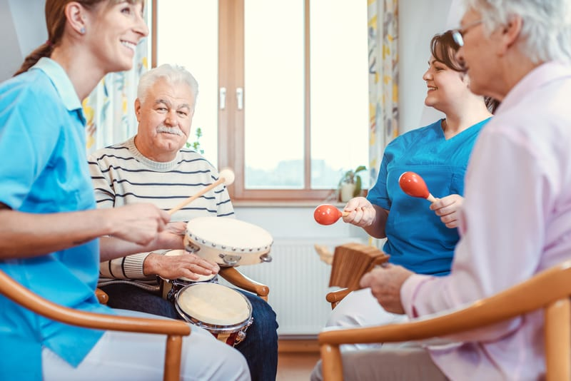 Play Musical Instruments as a Stroke Recovery Aid,  Study Suggests