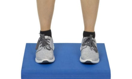 Build Knee and Ankle Stability with the Vive Balance Pad