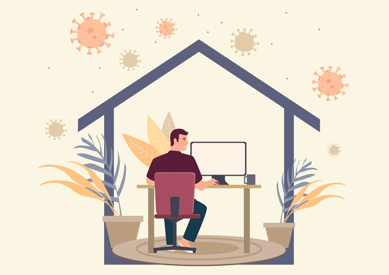5 Ways Working from Home Can Affect Your Body – and How You Can Overcome Them