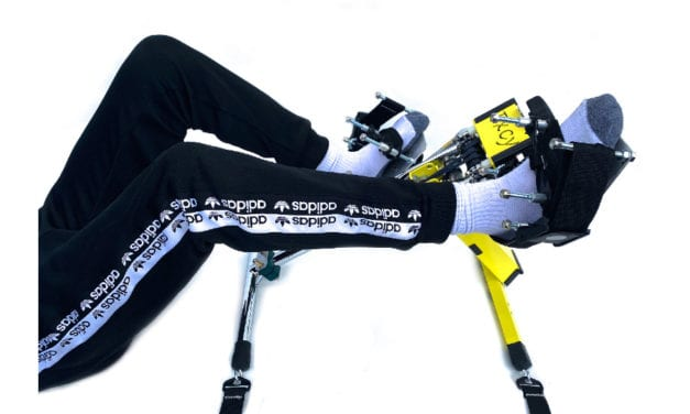 Excy Unveils New Bed Bicycle and No-Slip Adaptive Foot Pedal for Bedridden Riders