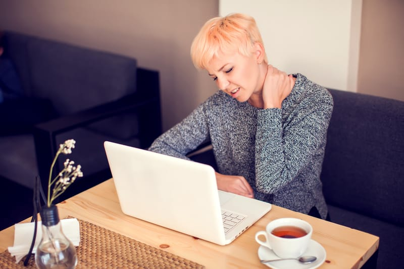 Prevent Neck Strain While Working from Home With This All-in-One Tool