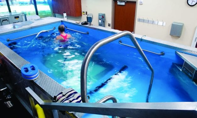 Leveling Up with Aquatic Therapy