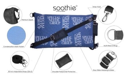 The Soothie° Cushion Offers Hot and Cold Therapy for Pain Relief and Comfort