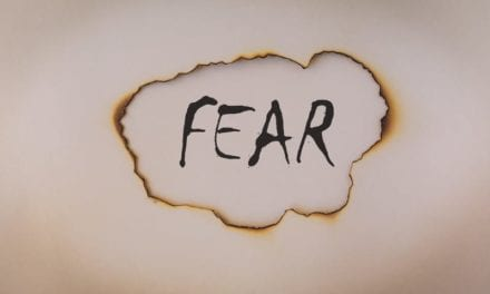 FEAR: 4-Letter Word That Impairs Outcomes
