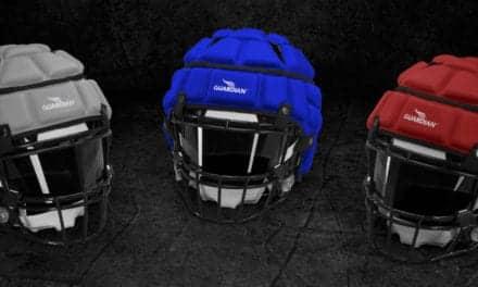 NFL Testing Validates Benefit of Guardian Cap on Helmets