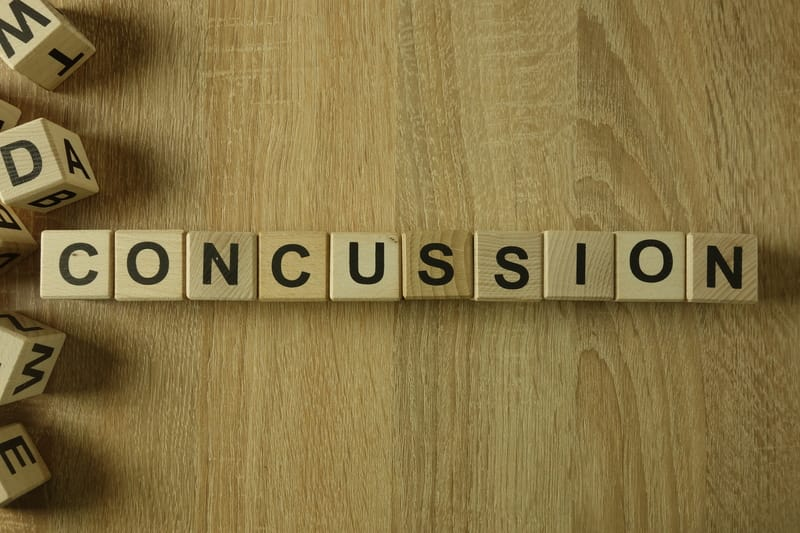 Concussion + Loss of Consciousness = Disability?