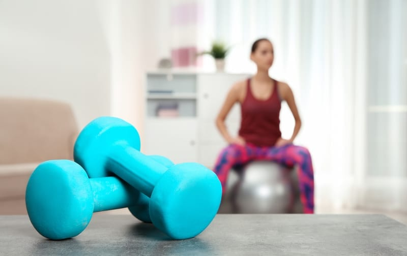 Sitting All Day? Have an 'Exercise Snack'