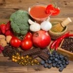 Antioxidant-Rich Diet May Help Lower Risk of Parkinson's