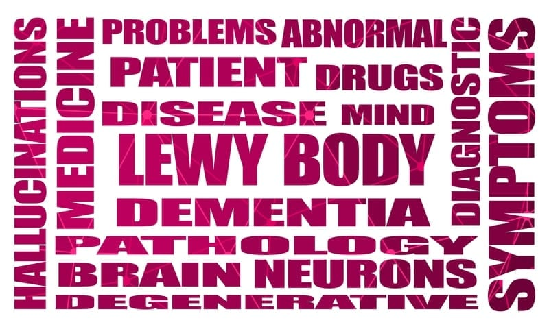 These Five Genes Play Role in Lewy Body Dementia, Parkinson's