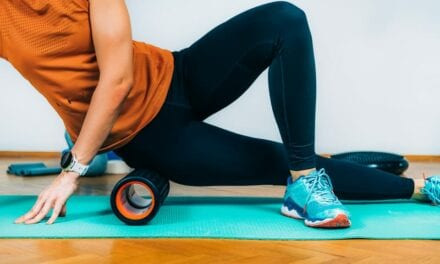 This 15-Minute Foam Roller Workout Is Really Just a Full-Body Massage That 'Hurts So Good'
