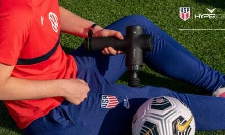 Hyperice and U.S. Soccer Federation Announce Multiyear Partnership