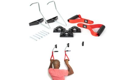 New from OPTP: Pull-Up System by Bob & Brad