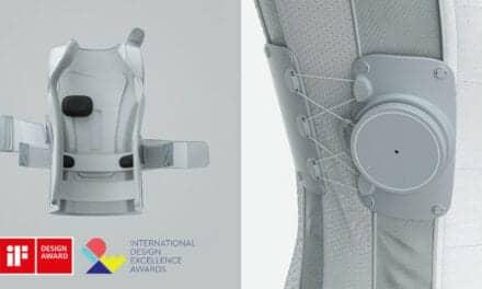 VNTC Develops Spinamic, a Hybrid Scoliosis Brace