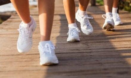 APDA Kicks Off Optimism Walk Season