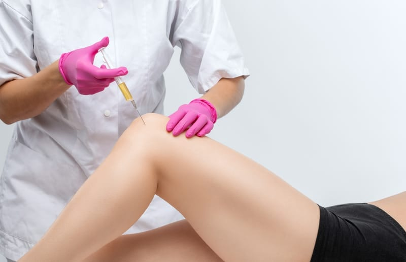 OREF/AAOS Grant Aims to Study PRP Treatment of ACL-Injured Knee