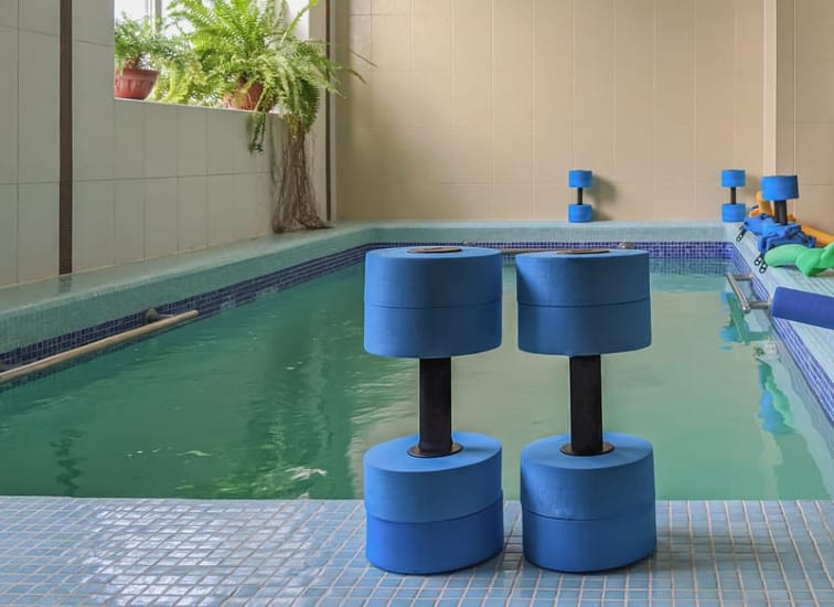 Now Available: PoolFit Water Exercise App